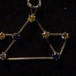 Sagittarius pendant