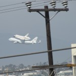 Space Shuttle Endeavor Third Flyover